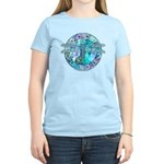 Cool Celtic Dragonfly Women's Light T-Shirt