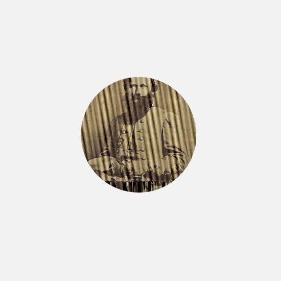General Jeb Stuart Mini Button