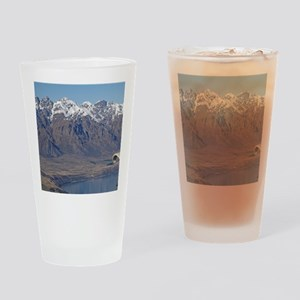 and Paraglider Drinking Glass