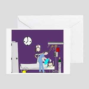 RT PRINT Greeting Card