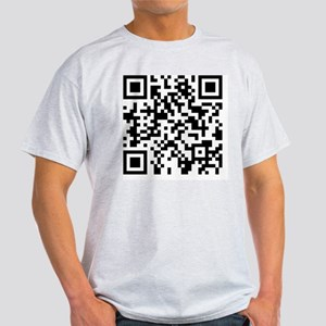 qr9.25x7.75 Light T-Shirt