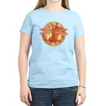 Hot Celtic Dragonfly Women's Light T-Shirt