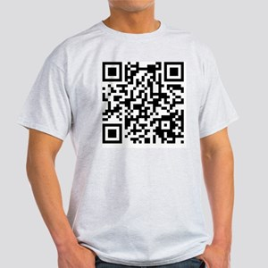 qr8x10 Light T-Shirt