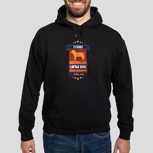 15 Year Acdra Logo Men's Hoodie (dark) Sweatsh