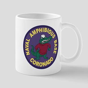 US NAVAL AMPHIBIOUS BASE CORONADO Patch Mugs