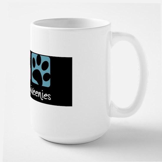 peacedogs3 Large Mug