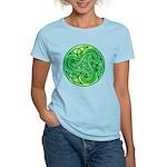 Celtic Triskele Women's Light T-Shirt