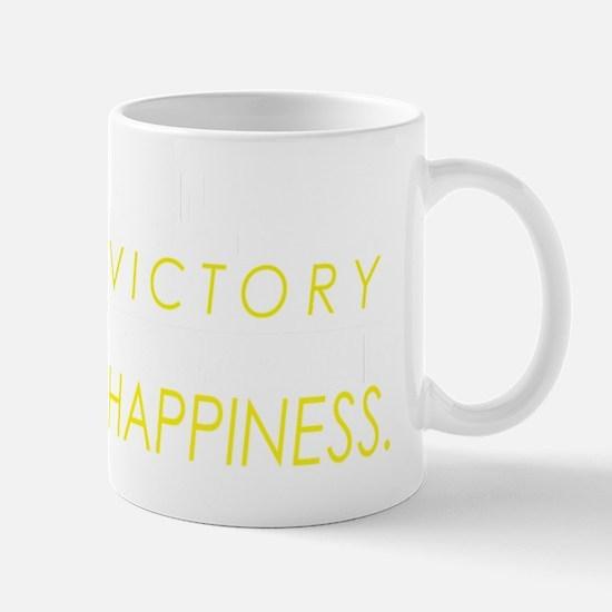 Strength is Happiness Mug