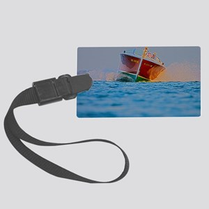 D1304-042hdr Large Luggage Tag