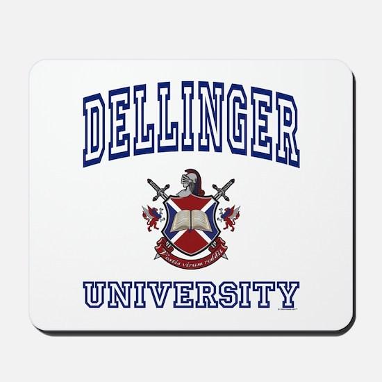 DELLINGER University Mousepad