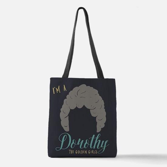 I'm A Dorothy Golden Girls Polyester Tote Bag