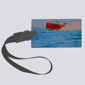 D1304-035hdr Large Luggage Tag