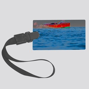 D1306-112hdr Large Luggage Tag