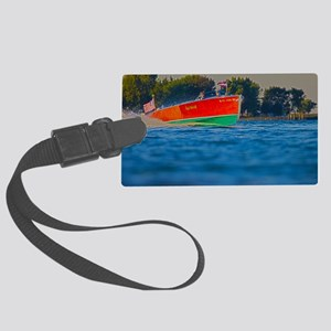 D1306-034hdr Large Luggage Tag