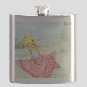 MotherGoose_iPadSleeve Flask