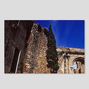 San Francisco Monasterypu Postcards (Package of 8)