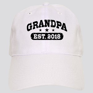 Grandpa Est. 2018 Cap