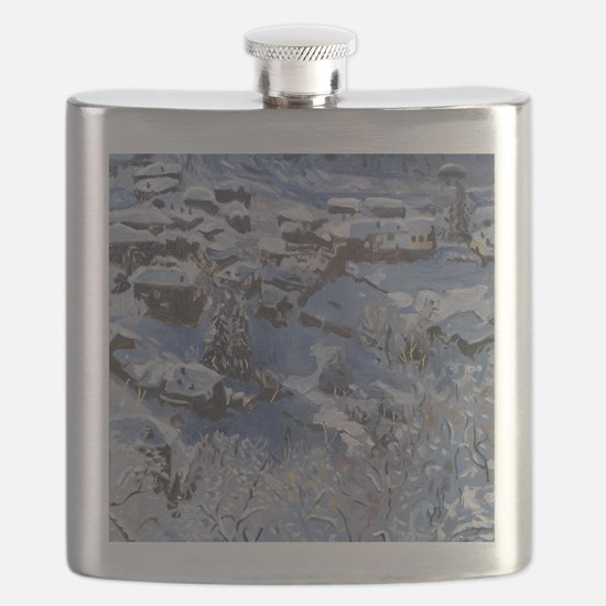 M0018 2009.11.20 kovatcheva village Flask