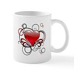 Love Swirls Mug