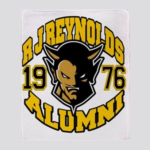 ALUMNI Throw Blanket