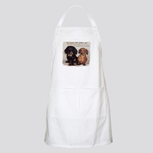Valuable Pet Lesson #4 BBQ Apron