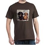 Valuable Pet Lesson #4 Dark T-Shirt