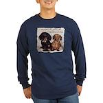 Valuable Pet Lesson #4 Long Sleeve Dark T-Shirt