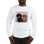 Valuable Pet Lesson #4 Long Sleeve T-Shirt