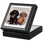 Valuable Pet Lesson #4 Keepsake Box