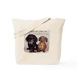 Valuable Pet Lesson #4 Tote Bag