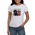 Valuable Pet Lesson #4 Women's T-Shirt
