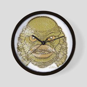 05_Creature Wall Clock