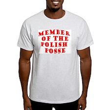 Member of the Polish Posse Light T-Shirt