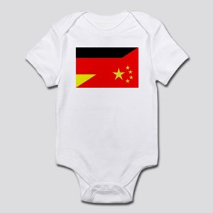 Adopt Flags Germany Infant Bodysuit
