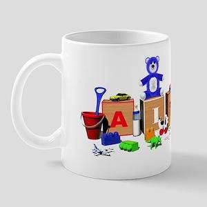 Aiden_small_framed_print Mug
