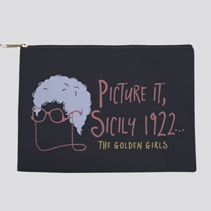 Golden Girls Picture It Makeup Pouch