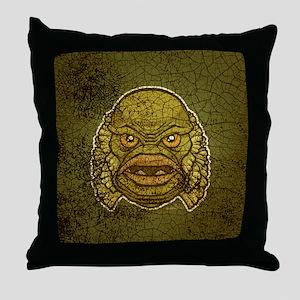 05_Creature_BG01 Throw Pillow