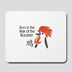 Year of the Rooster Mousepad