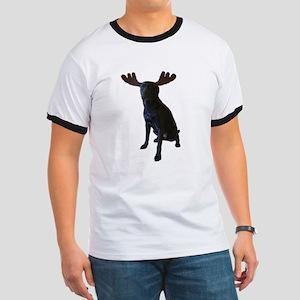 reindeer Ringer T