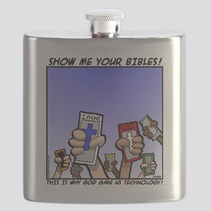 show me your bibles Flask