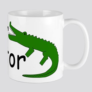 A is for Alligator Mug