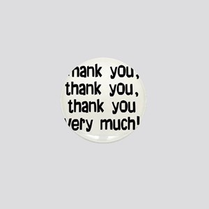 thankyouthankyou Mini Button