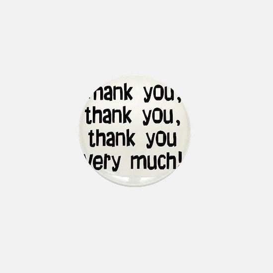 thankyouthankyou Mini Button