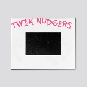 Twin Nudgers Feet G Picture Frame
