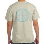 Blue Circle of Fiths Light T-Shirt