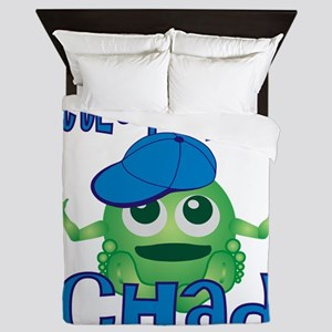 chad-b-monster Queen Duvet