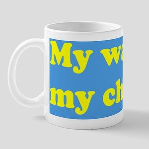 MyWalletMyChoice1b Mug