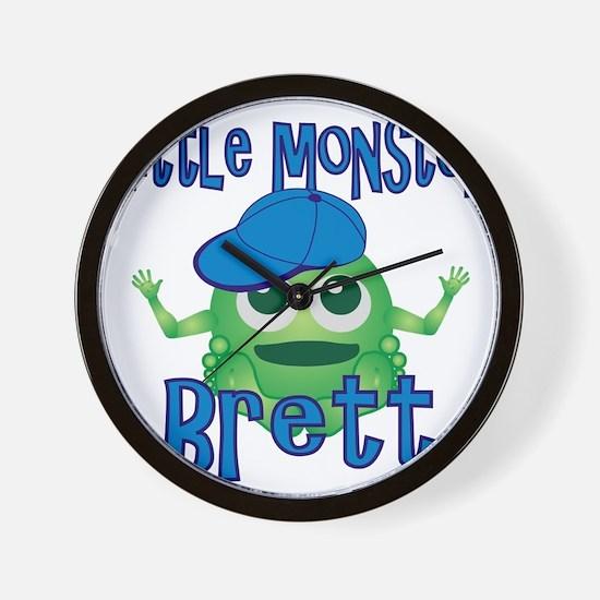 brett-b-monster Wall Clock