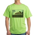 Dog tired Green T-Shirt