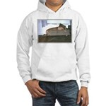 Dog tired Hooded Sweatshirt